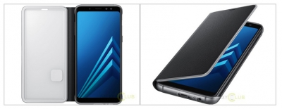 Galaxy A8 (2018): rendering ufficiale apparso online