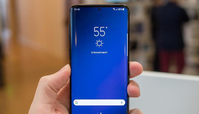 batteria su Samsung Galaxy S10