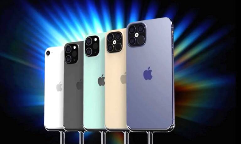 Presentazione nuovi iPhone 12