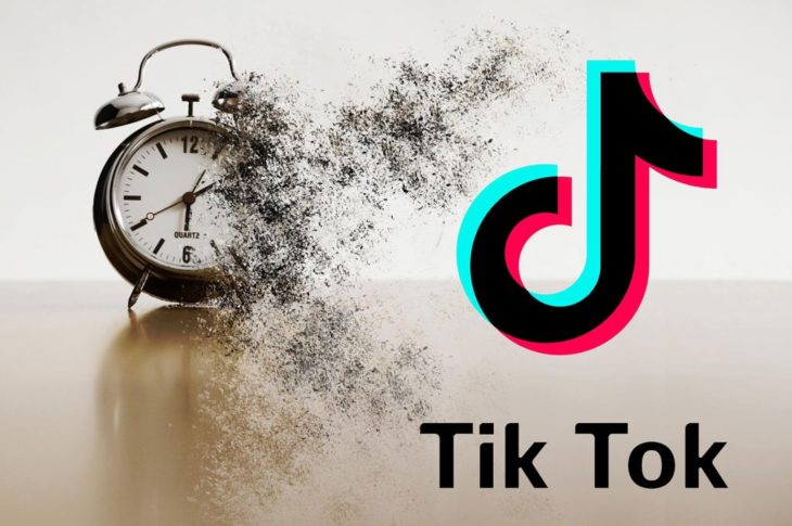 Eliminare l'account TikTok