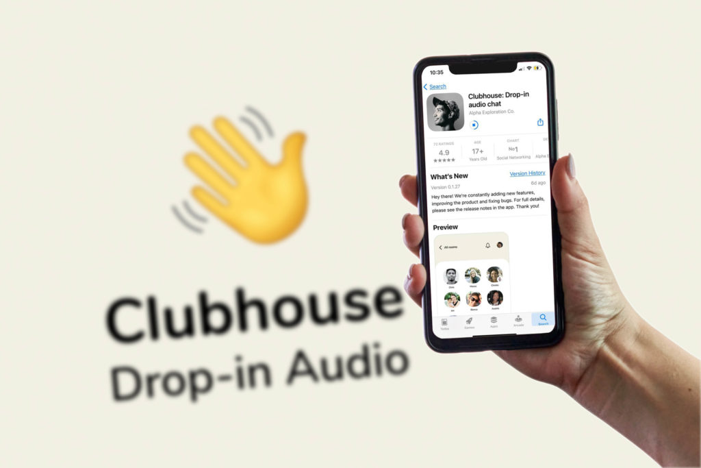 clubhouse per android